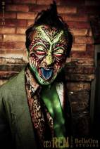 Russ - Lizard Man Makeup and Photography by Renee Keith