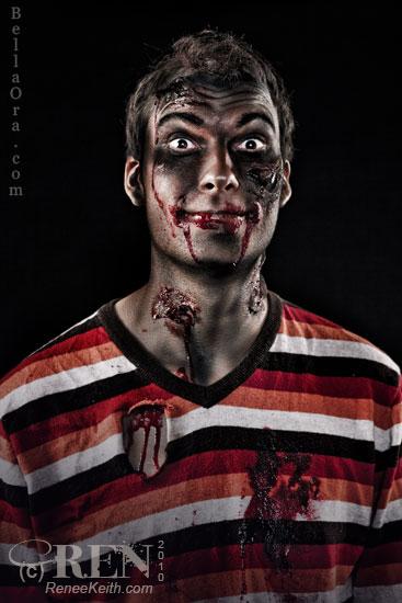 Happy Zombie