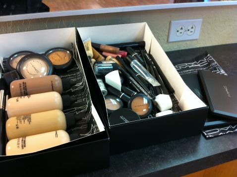 Starter MAC Makeup Kit