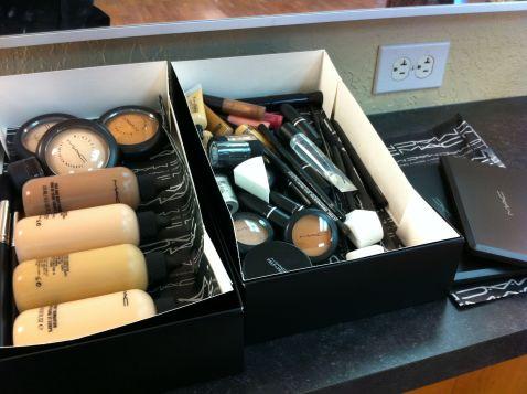 Starter MAC Makeup Kit
