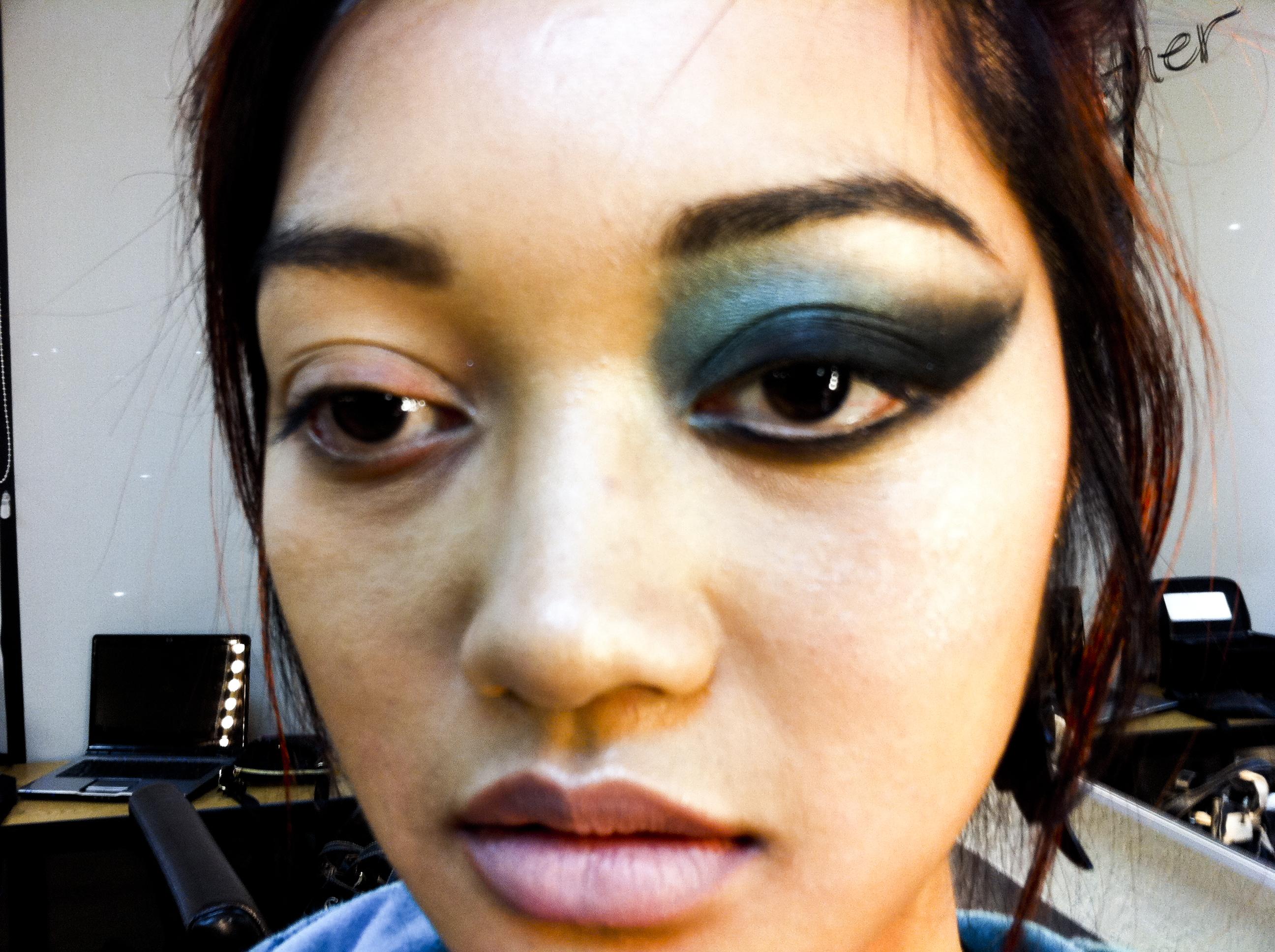 Makeup Class January 2011 Renee Sarasvati