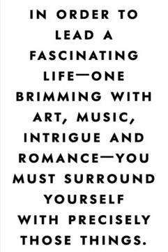 Favorite Quotes - Fascinating Life