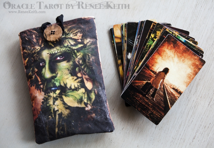 Oracle Tarot Cards by Renee Keith
