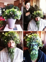 Green Man ~ BTS