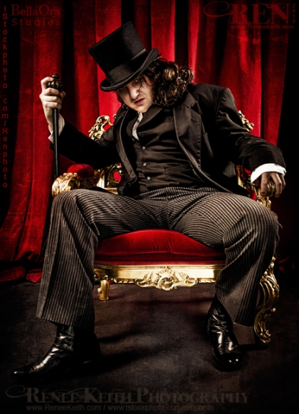 Photography by Renee Keith - Dr Jekyll and Mr Hyde