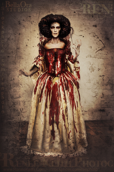 Bloody Mary ~ Photo Shoot by Renee Keith