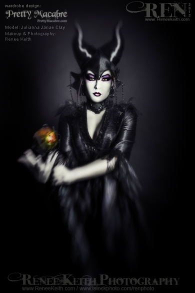 Maleficent - Photography by Renee Keith