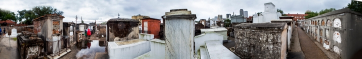 St Louis Cemetery #1 in New Orleans