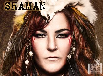 Shaman Photo Shoot by Renee Keith