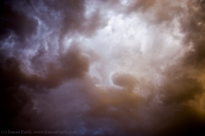 Cloudscape - Photography by Renee Keith