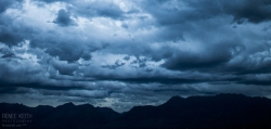 Utah Cloudscape - Photography by Renee Keith