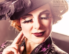 Makeup and Photography by Renee Keith