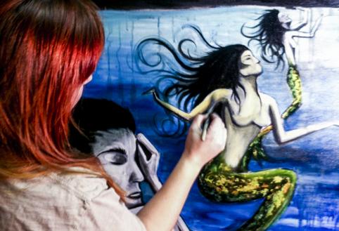 Art by Renee Keith