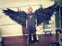 Jeff Clark - built the stand for my wings <3