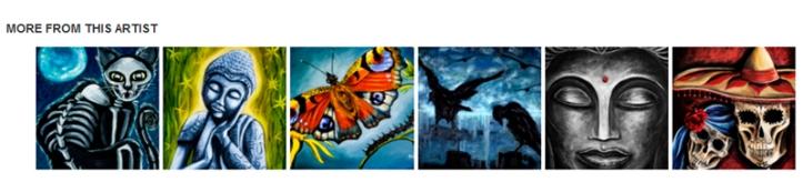 Art Prints by Renee Keith at Society 6