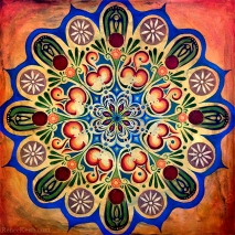 Mandala Art by Renee Keith